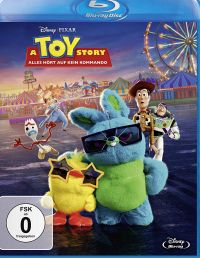 A Toy Story: Alles hört auf kein Kommando  Cover