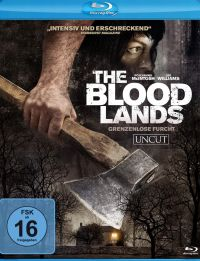 The Blood Lands - Grenzenlose Furcht  Cover