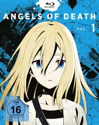 Angels of Death - Vol. 1  Cover