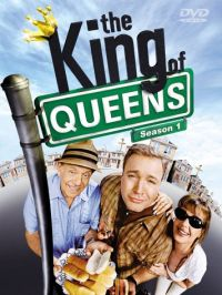 King of Queens Season 1 Cover