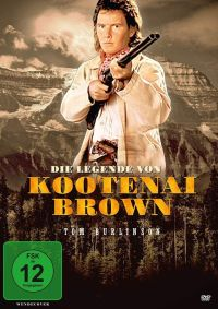 Cover Die Legende von Kootenai Brown