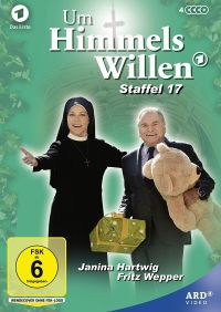 Cover Um Himmels Willen - Staffel 17
