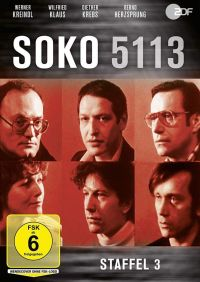 Soko 5113 - Staffel 3 Cover