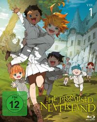 The Promised Neverland - Vol. 1 Cover