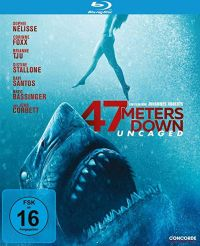 Cover 47 Meters Down - Uncaged