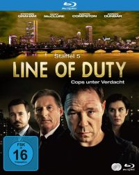 Cover Line of Duty – Cops unter Verdacht - Staffel 5