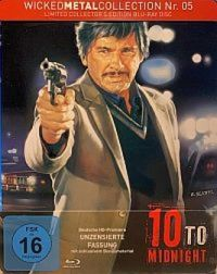 DVD 10 to Midnight - Ein Mann wie Dynamit
