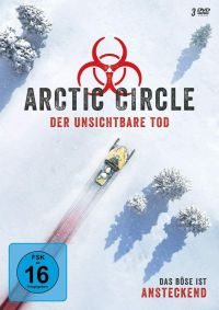 Arctic Circle - Der unsichtbare Tod Cover