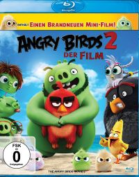 Angry Birds 2 - Der Film Cover