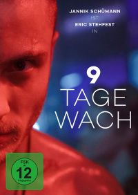 Cover 9 Tage wach