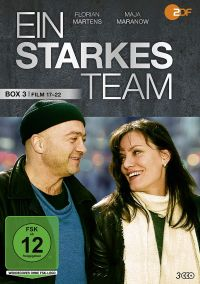 Cover Ein starkes Team - Box 3 (Film 17-22)