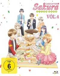 Cover Cardcaptor Sakura: Clear Card Arc - Vol. 4