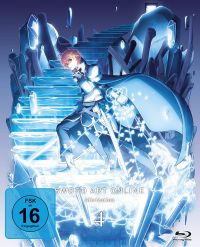 Cover Sword Art Online - Alicization - Staffel 3 - Vol.4
