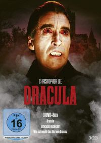 Dracula Triple Feature  Cover