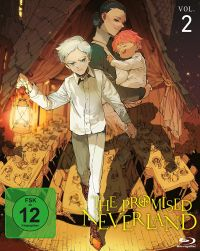 The Promised Neverland - Vol. 2 Cover