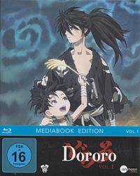 Cover Dororo Vol.1
