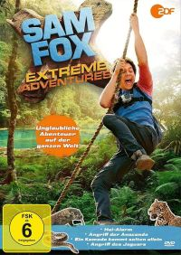 Cover Sam Fox - Extreme Adventures