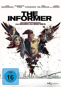 The Informer Cover