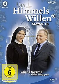 Cover Um Himmels Willen Staffel 19