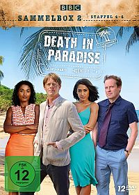 Death in Paradise Sammelbox 2, Stafel 4-6 Cover