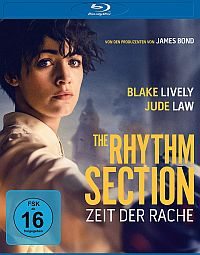 Cover The Rhythm Section - Zeit der Rache