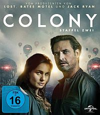 Cover Colony - Staffel 2