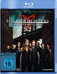 Shadowhunters - Chroniken der Unterwelt - Staffel 3.2 Cover