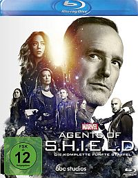 Cover Marvels Agents of S.H.I.E.L.D. - Die komplette fünfte Staffel