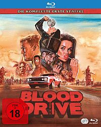 Blood Drive - Die Komplette Staffel 1  Cover