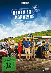 Death in Paradise Staffel 9 Cover