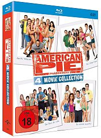 Cover American Pie präsentiert 4 Movie Collection