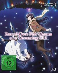 Rascal Does Not Dream of a Dreaming Girl - The Movie Cover