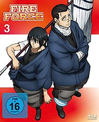 Cover Fire Force - Vol. 3