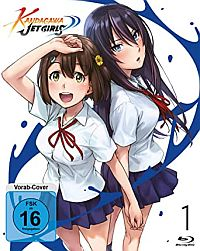Kandagawa Jet Girls - Vol. 1 Cover