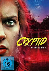 Cryptid - Staffel 1 Cover
