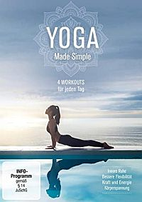 DVD Yoga Made Simple - 4 Workouts für jeden Tag