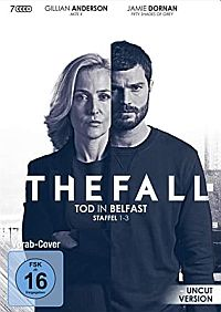 The Fall - Tod in Belfast - Staffel 1-3 Cover