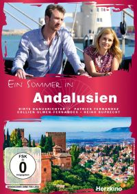 Cover Ein Sommer in Andalusien