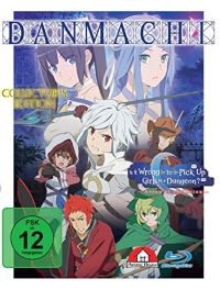Cover Danmachi: Arrow of Orion - The Movie