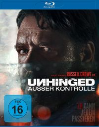 Cover Unhinged - Ausser Kontrolle