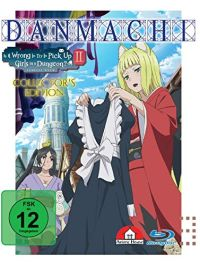 DanMachi - Is It Wrong to Try to Pick Up Girls in a Dungeon? - Staffel 2 - Vol.3 Cover