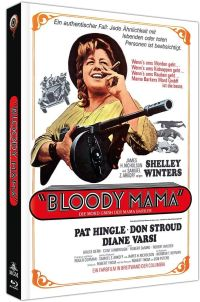 Bloody Mama - 2-Disc Limited Collectors Edition Nr. 42 Cover