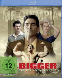 Cover Bigger - Die Joe Weider Story
