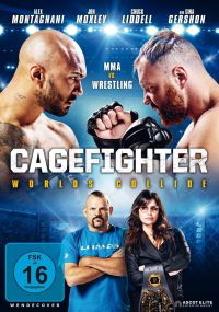 Cover Cagefighter: Worlds Collide