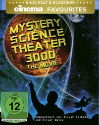 Cover Mystery Science Theater 3000: The Movie