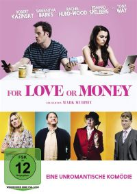For Love Or Money  Cover