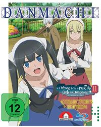 Cover DanMachi - Is It Wrong to Try to Pick Up Girls in a Dungeon? - Staffel 2 - Vol.4