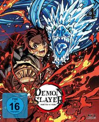 Cover Demon Slayer - Staffel 1 - Vol.4