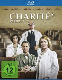 Cover Charité - Staffel 3