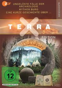 Cover Terra X - Edition Vol. 14